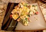 veggie and egg recipe