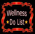 wellness do list